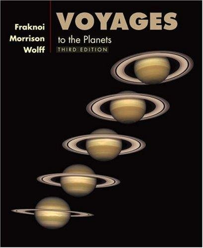 Voyages to the Planets  3rd 2006 edition cover