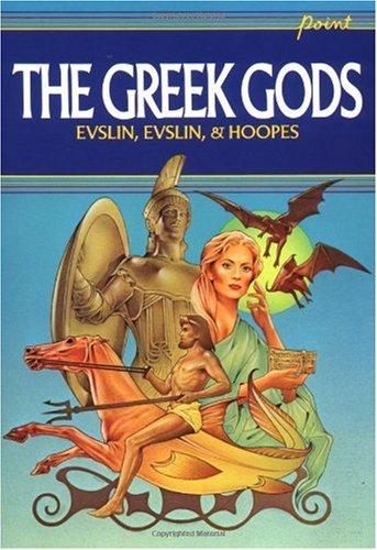 Greek Gods  N/A edition cover