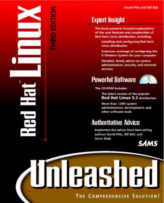Red Hat Linux Unleashed  3rd 1998 9780672314100 Front Cover