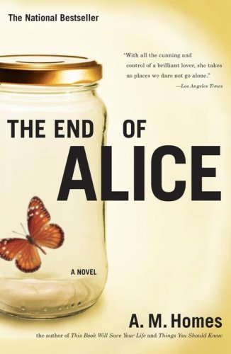 End of Alice   1997 edition cover