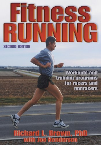Fitness Running  2nd 2003 (Revised) edition cover