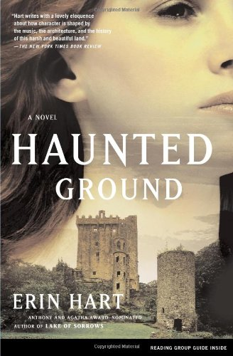 Haunted Ground   2005 9780743272100 Front Cover