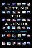 Setting the Agenda Mass Media and Public Opinion 2nd 2014 edition cover