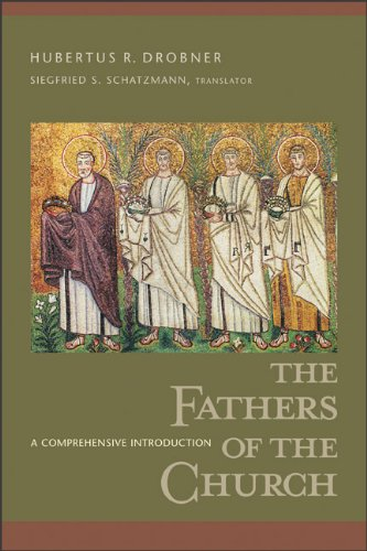 Fathers of the Church A Comprehensive Introduction N/A edition cover
