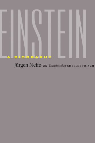 Einstein A Biography  2009 edition cover
