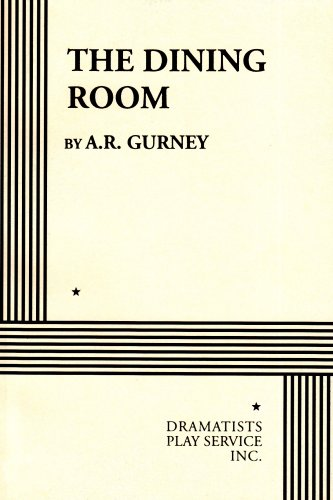 Dining Room A Play N/A edition cover