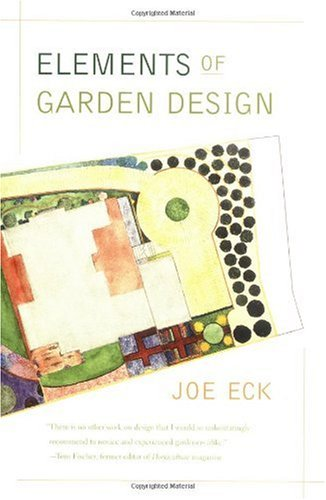 Elements of Garden Design   2005 9780865477100 Front Cover
