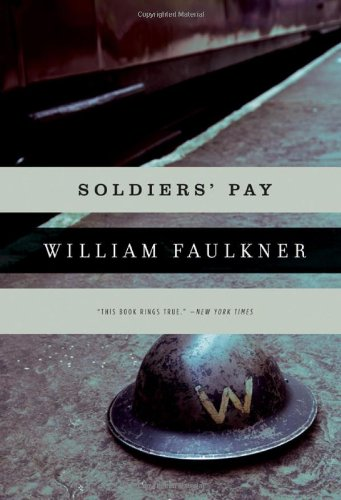 Soldiers Pay   2011 9780871403100 Front Cover