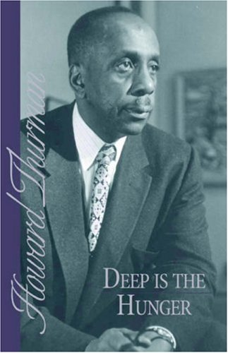 Deep Is the Hunger  Reprint edition cover