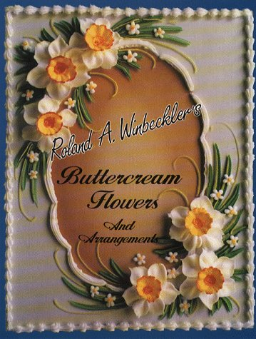 Buttercream Flowers and Arrangements N/A edition cover