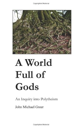 World Full of Gods An Inquiry into Polytheism  2005 9780976568100 Front Cover