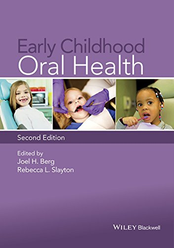 Early Childhood Oral Health  2nd 2016 9781118792100 Front Cover