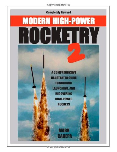 Modern High-Power Rocketry 2  2nd 2005 edition cover