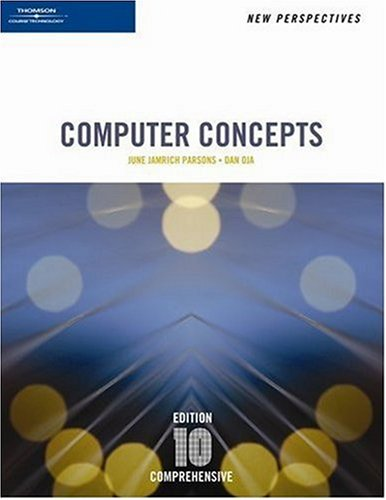 Computer Concepts  10th 2008 (Revised) 9781423906100 Front Cover