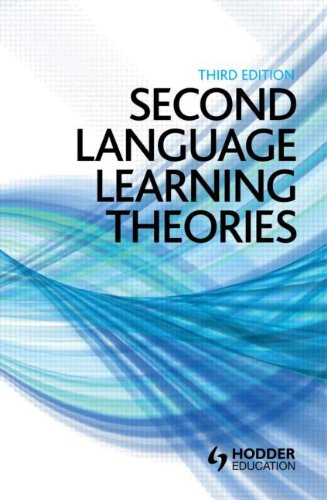 Second Language Learning Theories  3rd 2013 (Revised) edition cover