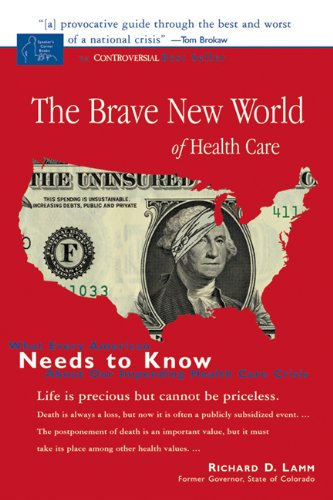 Brave New World of Health Care   2004 (Reprint) edition cover
