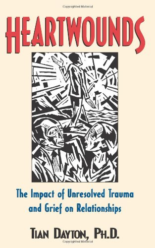 Heartwounds The Impact of Unresolved Trauma and Grief on Relationships  1997 edition cover