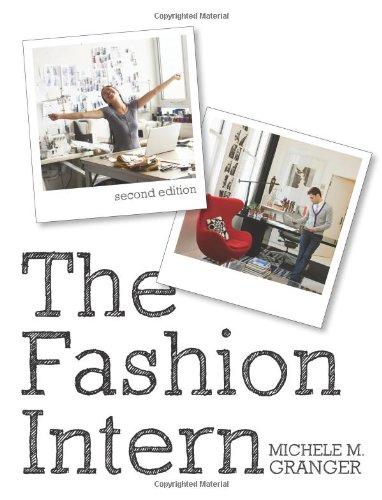 Fashion Intern  2nd 2010 edition cover