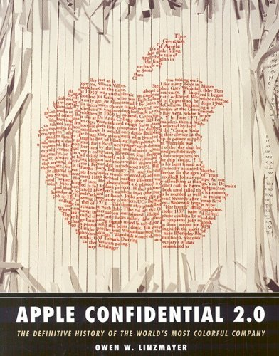Apple Confidential 2.0 The Definitive History of the World's Most Colorful Company 2nd 2004 edition cover