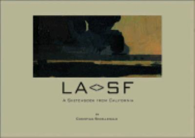 LA/SF A Sketchbook from California N/A 9781933492100 Front Cover