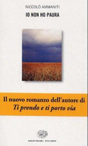Io Non Ho Paura N/A edition cover