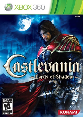 Castlevania: Lords of Shadow Xbox 360 artwork