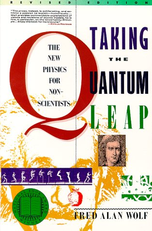 Taking the Quantum Leap The New Physics for Nonscientists Revised  edition cover