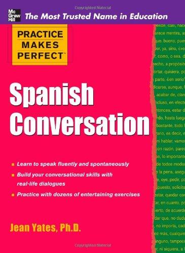 Spanish Conversation   2011 edition cover