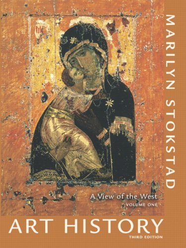 Art History A View of the West, Volume 1 3rd 2008 edition cover