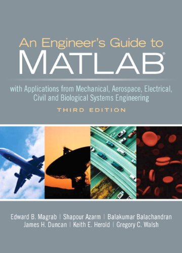 Engineers Guide to MATLAB  3rd 2011 edition cover