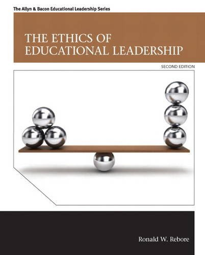Ethics of Educational Leadership  2nd 2014 edition cover