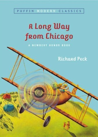 Long Way from Chicago   1998 edition cover