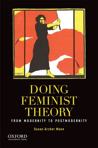 Doing Feminist Theory From Modernity to Postmodernity  2012 edition cover