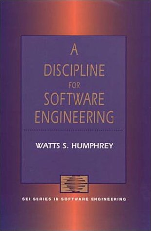 Discipline for Software Engineering   1995 edition cover