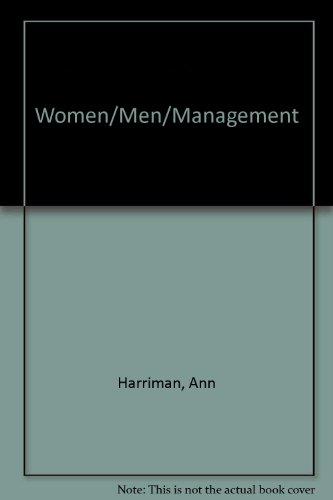 Women-Men-Management  N/A 9780275918101 Front Cover