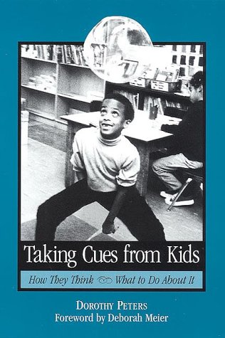 Taking Cues from Kids How They Think - What to Do about It  2000 edition cover