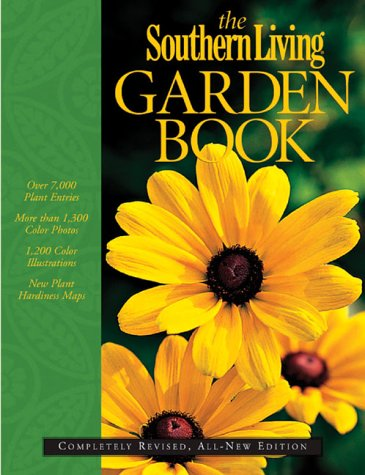 Southern Living Garden Book  2nd 2004 (Revised) edition cover
