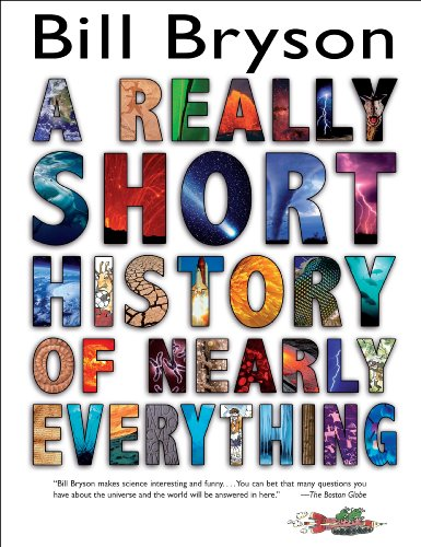 Really Short History of Nearly Everything   2009 edition cover