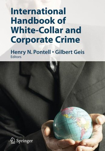 International Handbook of White-Collar and Corporate Crime   2007 edition cover