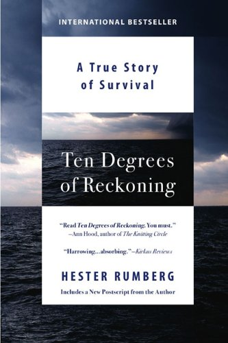 Ten Degrees of Reckoning A True Story of Survival N/A 9780425232101 Front Cover