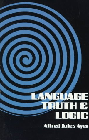Language, Truth and Logic  2nd 2011 edition cover