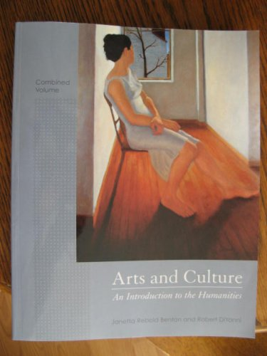 ARTS+CULTURE,COMBINED ED.>CUST N/A edition cover