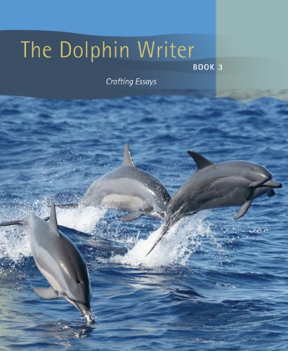 Dolphin Writer - Crafting Essays   2008 edition cover