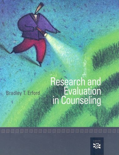Research and Evaluation in Counseling   2008 edition cover