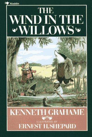 Wind in the Willows   1989 (Reprint) edition cover