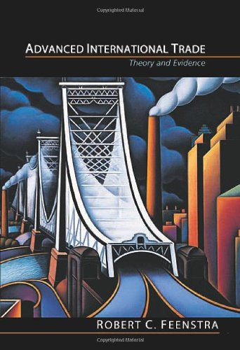 Advanced International Trade Theory and Evidence  2004 edition cover