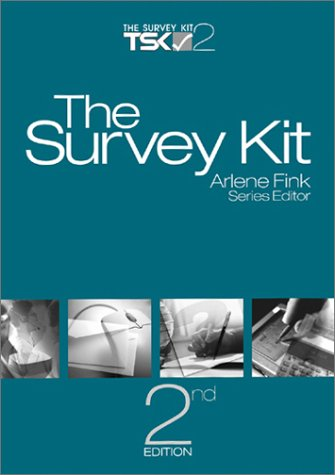 Survey Kit  2nd 2002 (Revised) 9780761925101 Front Cover