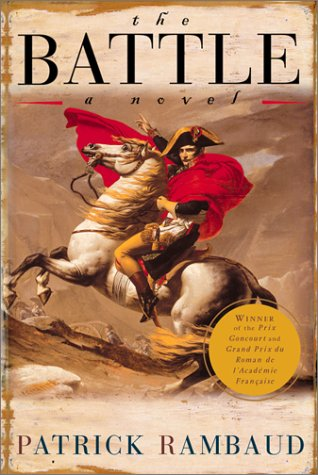Battle A Novel Reprint  edition cover