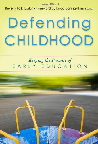 Defending Childhood Keeping the Promise of Early Education  2012 edition cover