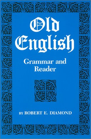 Old English Grammar and Reader  1970 edition cover